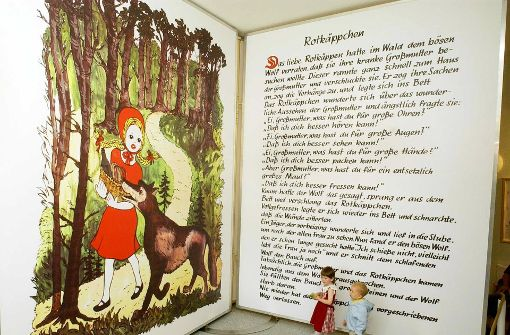 Warum Ärzte  in Märchenbüchern blättern