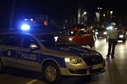 Bei einem Verkehrsunfall am Freitagabend in Stuttgart-Bad Cannstatt mussten die Polizeibeamten eine unerfreuliche Feststellung machen. Foto: SIR