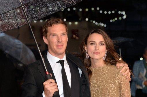 Cumberbatch, Knightley und Co. schreiben offenen Brief