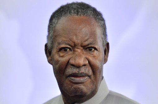Michael Sata in London gestorben