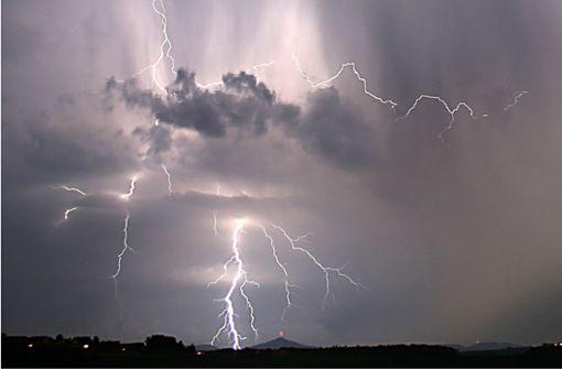 Junger Wanderer von Blitz tödlich verletzt