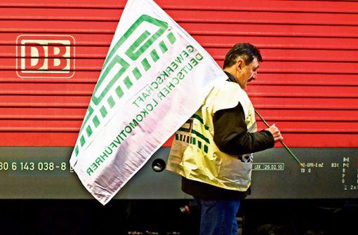 Gewerkschaft der Lokführer wirft 200 Mitglieder raus