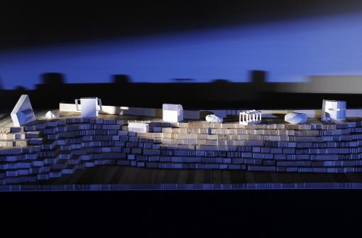 Architekten kämpfen um Bad Berg
