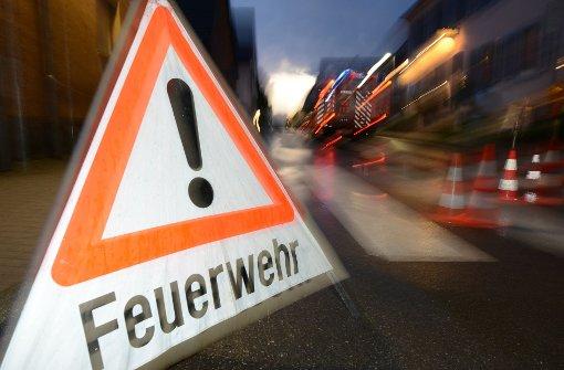 Brandgeruch führt zu Großeinsatz am Klinikum Esslingen