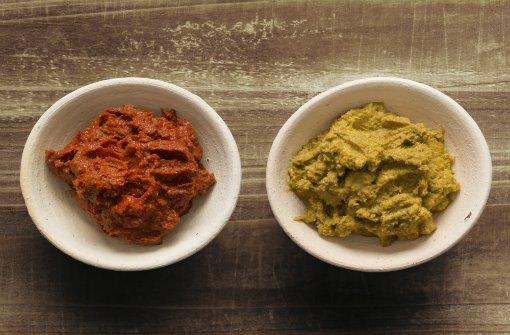 Gelbe Currypaste