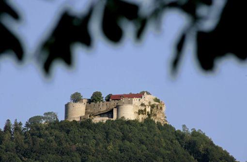 Die Burg öffnet wieder ihre Tore