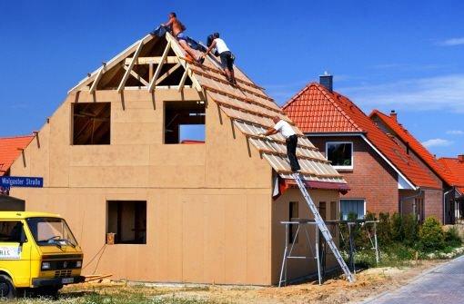 Nicht alle Angebote zur Finanzierung eines Eigenheims sind gut. Foto: dpa