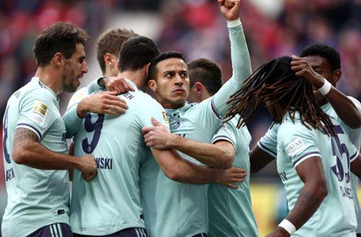 """FC Bayern weist """"Spiegel""""-Bericht zurück"""