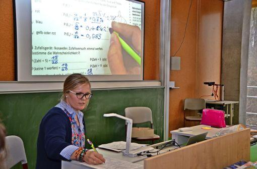 Immanuel-Kant-Gymnasium in Leinfelden: Medienraum bietet neue ...