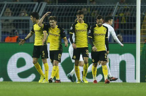 Champions-League-Aus für Dortmund besiegelt