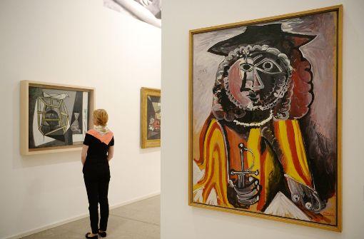 Picasso-Werk für 45 Millionen Dollar versteigert