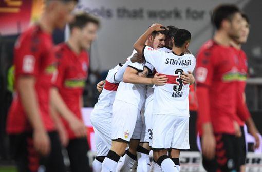 Wie der VfB die Baden-Württemberg-Duelle entschieden hat