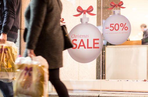 Südwest-Händler mit Endspurt im Weihnachtsgeschäft zufrieden