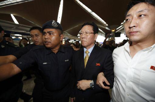 Nordkorea weist Botschafter Malaysias aus