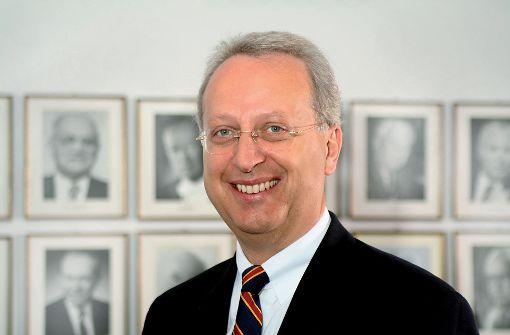 Eberhard Trumpp hört auf