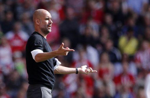 Pep Guardiola verlängert bis 2021