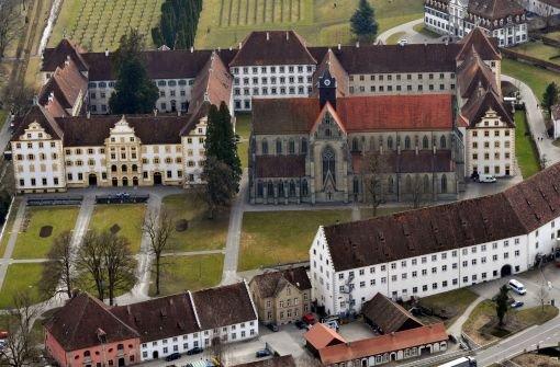 Schloss Salem  Foto: dpa
