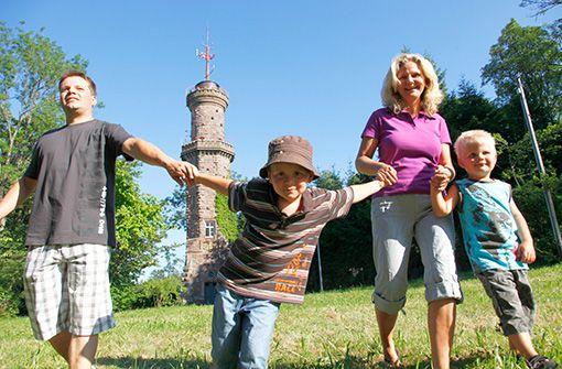 Abwechslungsreicher Urlaub für die ganze Familie in Freudenstadt.   Foto: Freudenstadt Tourismus