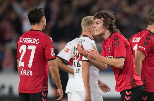 Freiburgs Söyüncü nach Roter Karte für ein Spiel gesperrt