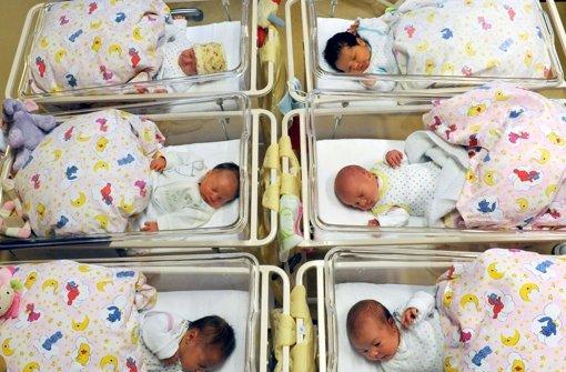 Frauen tendieren zur natürlichen Geburt