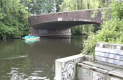 Weiterer Leichenteil in Hamburg gefunden