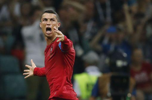 Cristiano-Ronaldo-Show gegen Spanien – 3:3