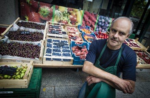 Kündigungsgrund: Pfirsich-Verkauf
