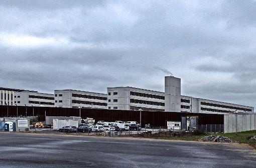 Stammheim soll größtes Gefängnis im Land werden