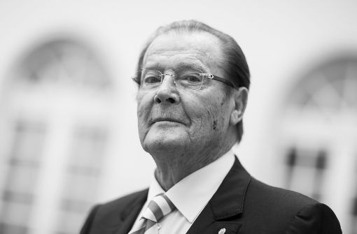 Trauer um Roger Moore