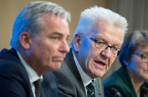 Kretschmann: Bildungspartnerschaft statt Schimpfkanonaden