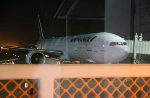 Passagier nach Bombenalarm festgenommen