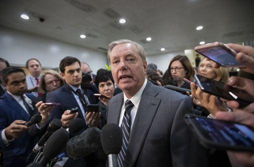 US-Senatoren nehmen saudischen Kronprinzen ins Visier