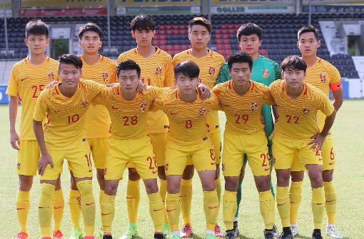 Eklat bei Premiere von Chinas U20