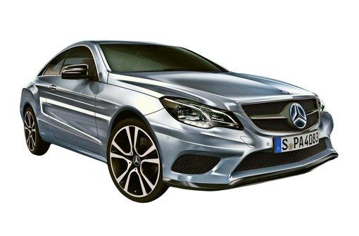 + 54 %   Mercedes E-Klasse– Laborverbrauch: 5,93 l/100 km; Realverbrauch: 9,13 l/100 km Foto: Daimler