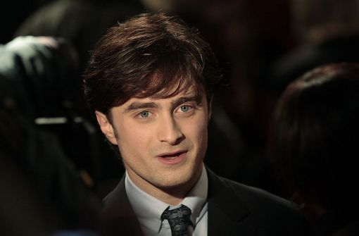 Harry-Potter-Fans feiern ihre Helden am Bahnhof King's Cross
