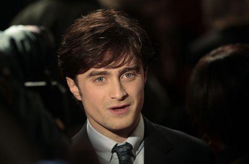 Jahre später: Harry Potter bringt seine Kinder zum Hogwarts Express