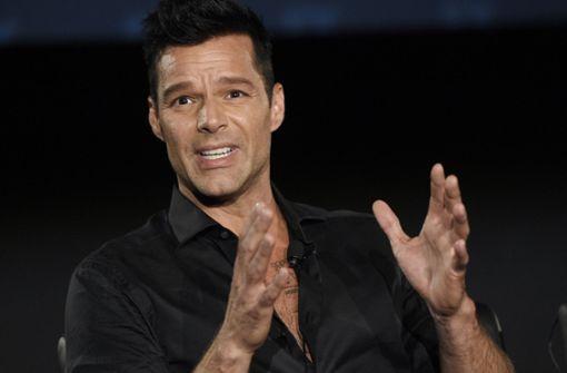 Ricky Martin wirbt für entspannteren Umgang mit Sex