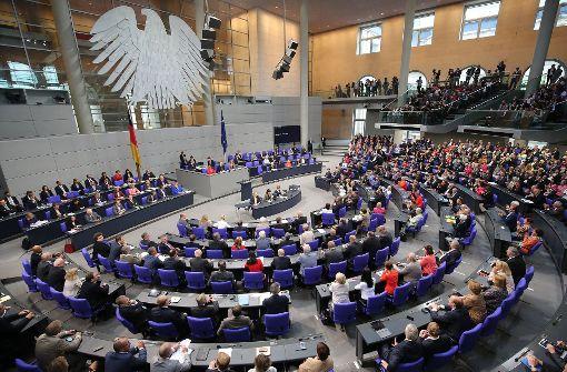 Diese Abgeordneten aus Stuttgart ziehen in den Bundestag