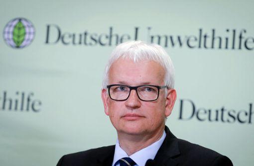 CDU will Gemeinnützigkeit der Umwelthilfe prüfen lassen