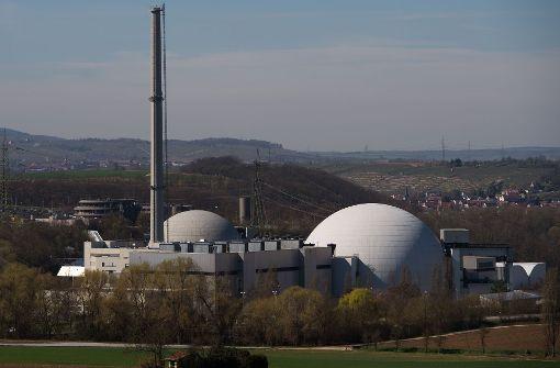 Land ist komplett ohne Atomstrom