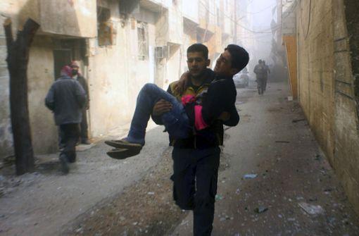 Kämpfe in Ost-Ghuta und Afrin gehen trotz UN-Resolution weiter