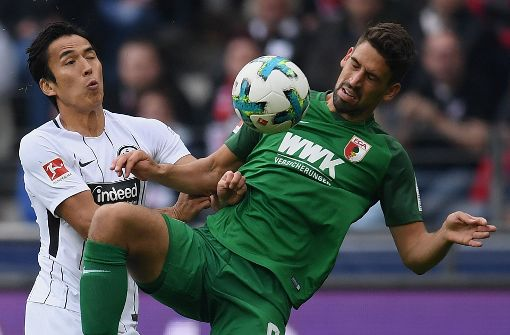 Rani Khedira freut sich auf das Duell mit dem VfB
