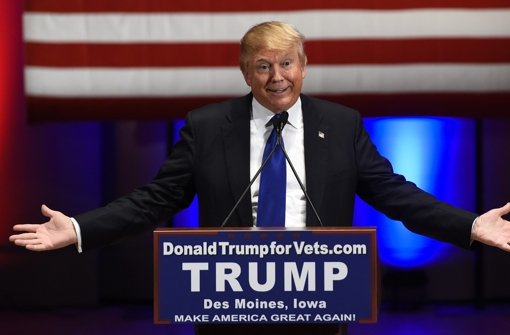Die Trump-Show