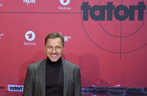 Schauspieler Richy Müller wird in Stuttgart erwartet. Foto: dpa