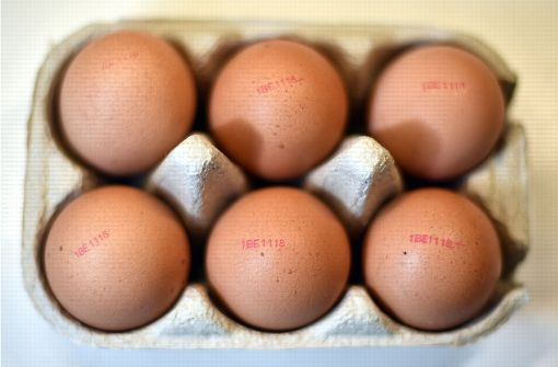 Eier? Wir brauchen keine Eier!