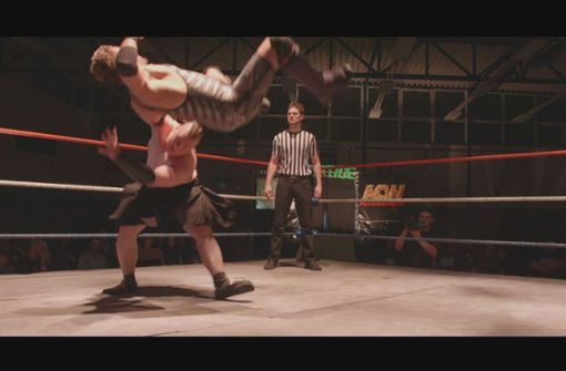 So haben Sie Wrestling noch nie gesehen