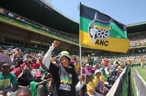 Der ANC wird hundert Jahre alt