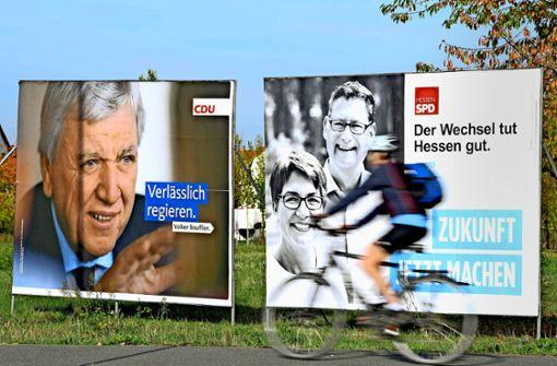 Zwei Hessen trotzen Berlin