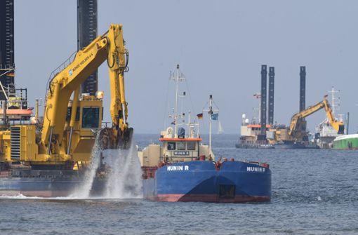 Verfassungsbeschwerde gegen  Nord Stream 2