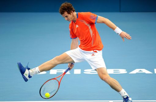 Mit 31 Jahren wird Andy Murray seine Karriere beenden, die 14 Jahre andauerte. Die Höhe- und Tiefpuknte sind in dieser Galerie zusammengetragen. Foto: AFP